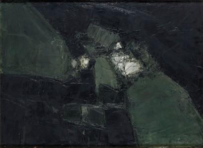 Léon ZACK (1892 – 1980)     Huile sur toile signée et datée en bas à droite, 1959     Dimensions : 54 x 73 cm