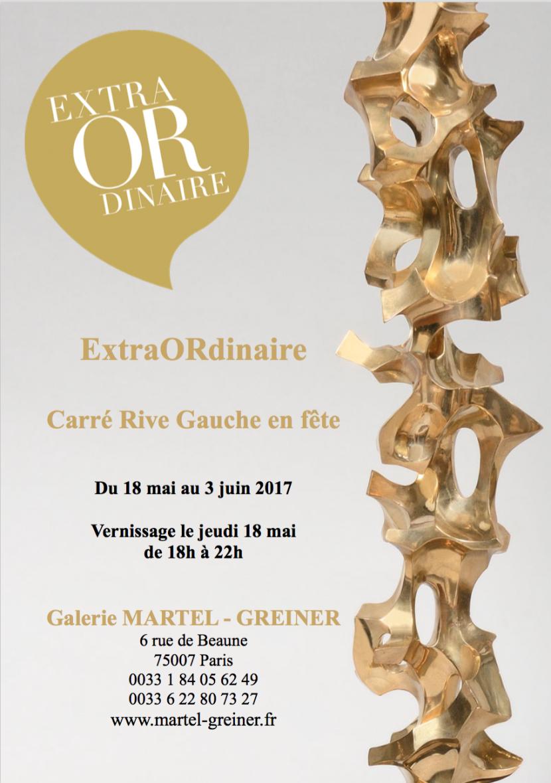 Carré Rive Gauche flyer